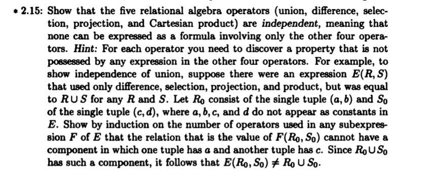 Algebra pdf relational